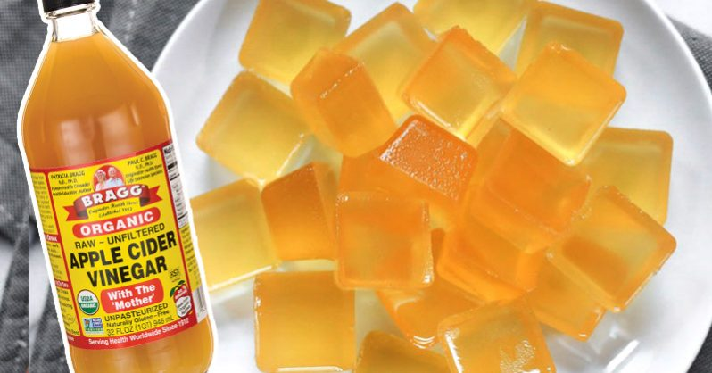 These ACV Gummies Are The Newest Addiction In Alternative Medicine! (Recipe) - The Healthy Lifestyle