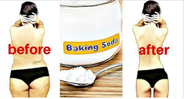 How To Use Baking Soda To Speed Up The Weight Loss Process The